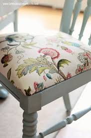 best fabric for dining room chairs fabric for dining room chair seats best 25 recover dining chairs