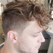 hair for slightly curly hair 5 stylish hairstyles for fine hair the idle man
