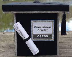 graduation photo cards graduation card box etsy
