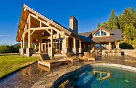 Log Home Styles Log Home Style Design