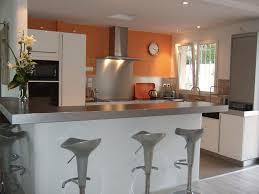 idee cuisine ouverte idee cuisine cuisine idee cuisine ouverte sur salon fonctionnalies