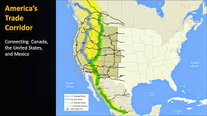 Sun Country Route Map by Stop The Canamex Sun Corridor Filling In The I 11 Canamex Gaps