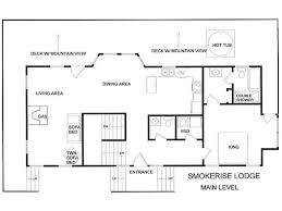 five bedroom floor plan smokerise lodge five bedroom home gatlinburg tn booking com