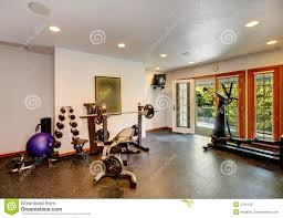 home gym interior royalty free stock photography image 37915237