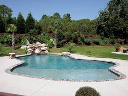 residential pools and spas freeform gallery