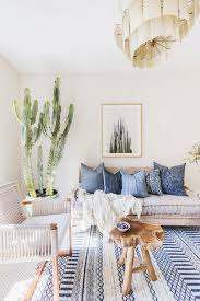 Get The Boho Chic Look  Bohemian Interior Design Ideas Cacti - Chic interior design ideas