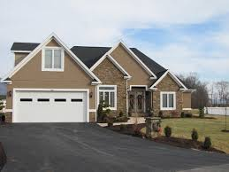 stucco paint schemes ranch design with bonus room stone and