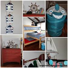Nautical Family Room Nautical Or Pirate Boys Room On A Budget Inspired By Family