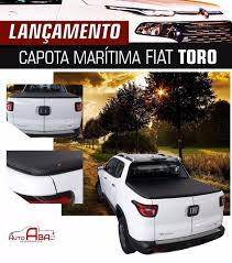 fiat toro bed capota marítima fiat toro 2016 freedom volcano modelo orig r
