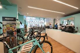 bianchi opens new store in munich bicycle retailer and industry news