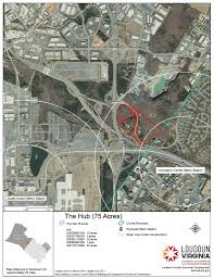 Map Of Loudoun County Featured Greenfield Sites Loudoun County Economic Development Va