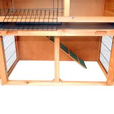 Advantek Stilt House Rabbit Hutch Amazon Com Pawhut 40
