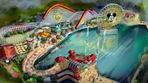 Six Flags Texas Death Grand Texas Breaks Ground For Big Rivers Waterpark In New Caney