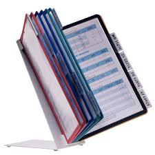 pupitre de bureau pupitre bureau vario 10 pochettes durable vente de pupitre porte