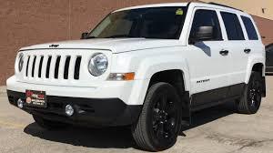 plasti dip jeep white 2015 jeep patriot altitude 4wd black alloy wheels siriusxm