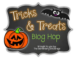tricks and treats blog hop mrs plemons u0027 kindergarten