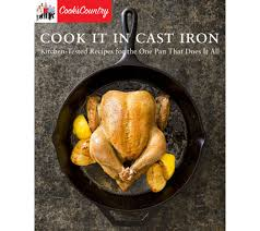 cook it in cast iron from the editors of cook u0027s country page 1
