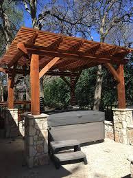 Photos Of Pergolas by Pergola Builders San Antonio Diamond Decks San Antonio Tx