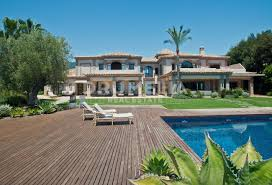 stunning mediterranean mansion in la zagaleta benahavis