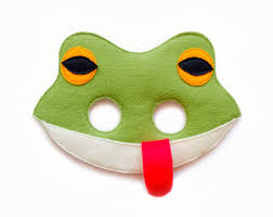 Frog Halloween Costumes Frog Costume Etsy