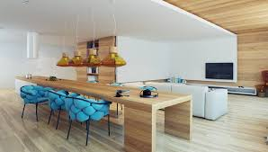 Modern Apartment Design Rendered In D For Client Visualization - Modern apartment design