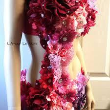 Jungle Forest Cheetah Monokini Dress Bra Cosplay Dance Costume by Valentines Day Fairy Monokini Costume Cosplay Dance Rave Bra