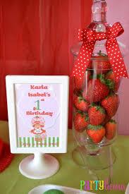 strawberry shortcake birthday party ideas 17 best images about strawberry shortcake birthday party ideas on