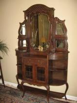 Etagere Antique Transport A Antique Etagere Curio Cabinet What Not Shelf To Burleson