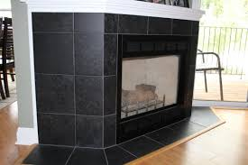 amazing black slate tile fireplace 24 black slate tile fireplace