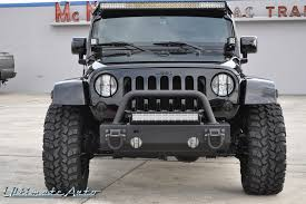 jeep wrangler custom lights jeep wrangler custom car gallery orlando fl