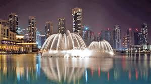 how the burj was built dubaifountain info
