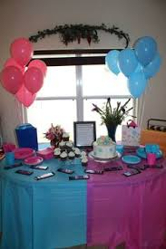 gender reveal party decorations gender reveal baby box or blocks gender reveal baby shower