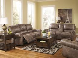 rustic sofas and loveseats westwood modern rustic microfiber recliner sofa couch set living