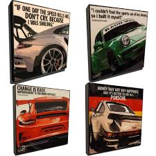 porsche poster porsche 911 pack inspired mounted plaque posters