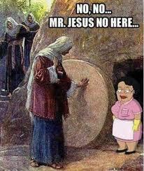 Jesus Easter Meme - must see easter memes bossip