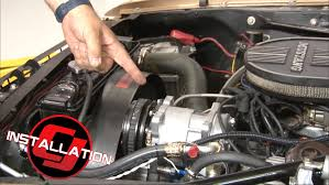 mustang classic auto air perfect fit elite air conditioning system