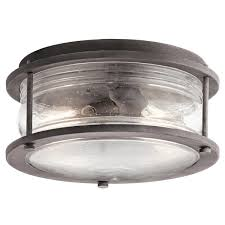 Kichler Lighting Hendrik by Kichler 49669wzc 60w Ashland Bay Incandescent Outdoor Ceiling