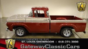 Vintage Ford F100 Truck Parts - 1960 ford f100 gateway classic cars st louis 6232 youtube
