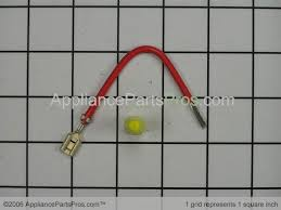 whirlpool 279457 heating element connecting wire