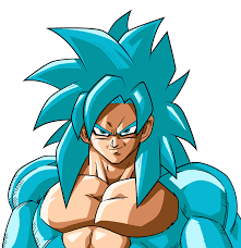 image super saiyan blue 4 goku budokai 3 by rayzorblade189