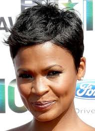 really cute pixie cuts for afro hair black hairstyles photos and models yve style