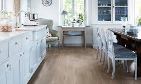 hdf laminate flooring click fit wood look commercial burnt
