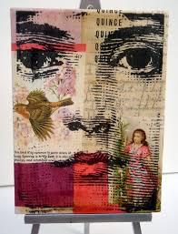 Caplan Art Designs Michelle Caplan Mixed Media Collage Artist