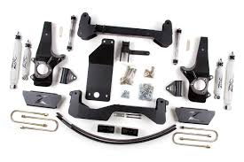 Ford Explorer Lift Kit - 1997 2003 f 150 4wd zone offroad 6