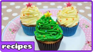 cupcake mania diy christmas treats christmas tree cupcakes