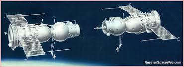 kosmos 133 first try for soyuz