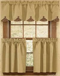 Country Porch Curtains Country Porch Curtains S Quilt Scalloped Curtain Valance