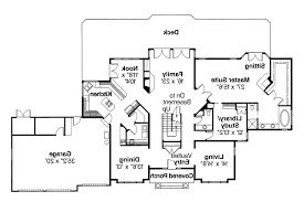 Mansion Floor Plans Tudor House Plans Heritage 10 044 Associated Designs