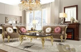 Victorian Sofa Set by European Luxury Victorian Series Furniture Living Room Furniture