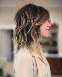 shag haircuts stylish shag hairstyles for medium hair women shoulder length